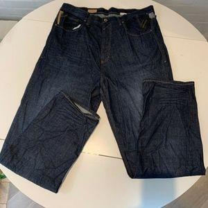 Sean John Russel Wash Jeans 42T Tall